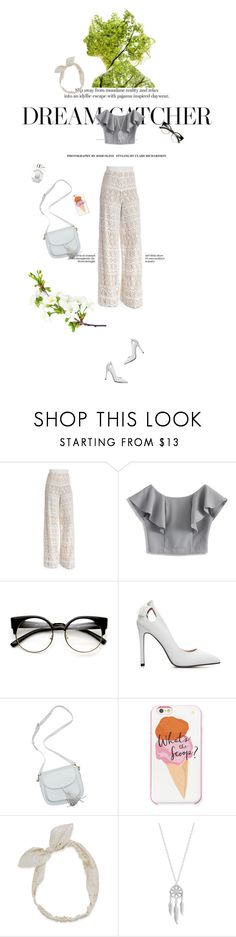 """Gulp Of Fresh Air"" by fuffa ❤ liked on Polyvore featuring Alice + Olivia, Chicwish, ZeroUV, Kate Spade, Carole, Lucky Brand and Viktor & Rolf"