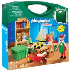 PLAYMOBIL Santa's Workshop Carrying Case Playset PLAYMOBIL®,http://www.amazon.com/dp/B008YWECLE/ref=cm_sw_r_pi_dp_kKCQsb1K0PS50JHM