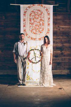 Wildflower Inspired Wedding Ideas