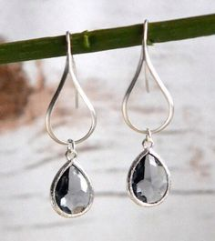 Makes for such a lovely bridal party gift! Available with just about any stone color you wish