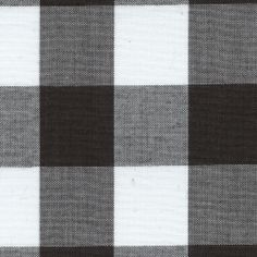 "Black 1"" Gingham - 20 YARD BOLT- for only about 70 bucks after shipping!"
