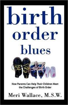 birth order personality essay