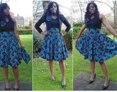 African Print Blazer by MelangeMode on Etsy