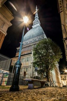 Mole, Turin Italy, Italian Beauty, Learning Italian, World Traveler, Nature Pictures, Old Town, Places To See, The Good Place