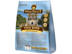 #Wolfsblut Cold River Small Breed #Hundefutter mit Forelle