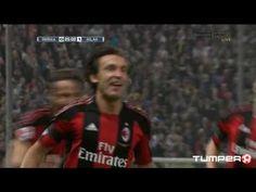 Parma - Milan // Andrea Pirlo insane goal
