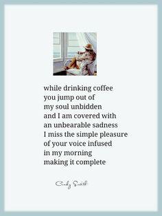 Where I miss you~ Cindy Smith