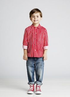 blaire would approve Simple Style, My Style, Marimekko, Little People, Red And White, Kids Outfits, Kids Fashion, Finland, 1970s
