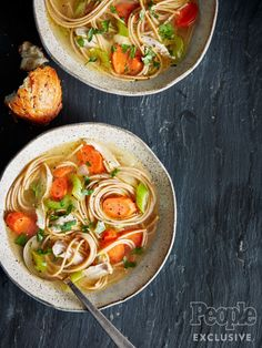 The Cooking Channel star and author of Whole New You shares a 'soul warming' recipe