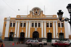 Lima Rail Station