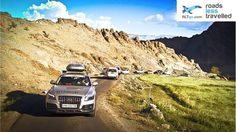 Are you up for the ULTIMATE ROAD TRIP on EARTH? Join Leh Ladakh Road Trips @ http://bit.ly/leh-road-trips #Ladakh #RoadTrip