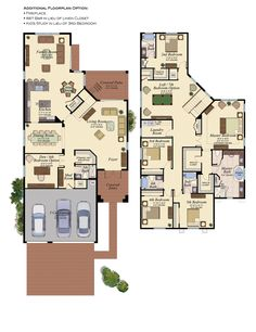 5006 sq.ft. 5 bedrooms 5 bathrooms