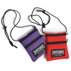 The Neck Wallet™makes a great stocking stuffer! #PetTravelProducts #SturdiProducts