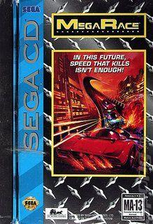 Mega Race (Sega CD)