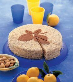 Citromos-mandulás torta