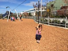If you've been searching the Eastside for a new place to play, look no further. This just-opened space, within Google's Eastside campus, is packed with recreational fun.