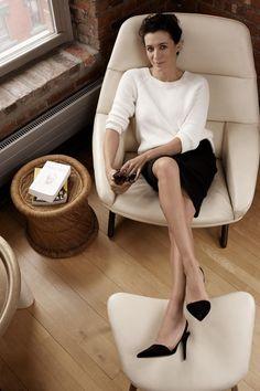 La plus française des influenceuses américaines a pioché dans la nouvelle collection Massimo Dutti printemps-été 2016. De quoi se composer des looks chics et faciles à vivre dont Garance Doré a le secret.