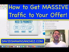 Generating Traffic Made Easy | One Simple Method You Can Use Today to Drive MASSIVE Traffic to Your Offers