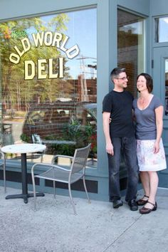 Bellingham is Old World Deli- On my list of places to try.