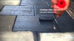 stoeptegels verven met betonverf - Google zoeken