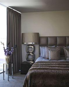 Modern Bedroom Ideas – Create a Contemporary Bedroom in 5 Easy Steps Top Interior Designers, Luxury Interior, Luxury Furniture, Bedroom Furniture, Home Bedroom, Bedroom Decor, Bedroom Ideas, Ikea Bedroom, Bedroom Lighting