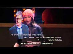 TEDx ¿Cuál es la pregunta más común que se le hace a los niños? - YouTube
