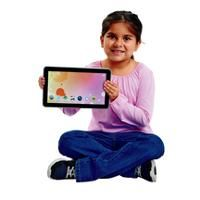 Android 10 Tablet with Case & Flash Card