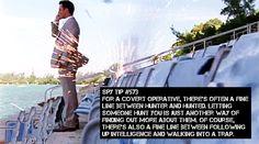 Burn Notice Spy Tips: #574