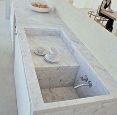 gorgeous sink!