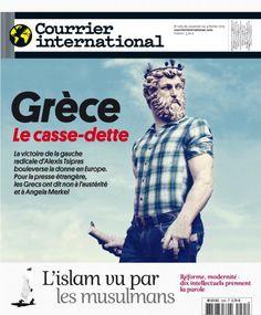 Courrier international n° 1265, du 29 janvier 2015