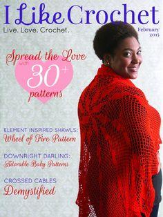 I Like Crochet February 2015