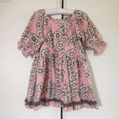Matilda Jane Girl's Serendipity Polly Peasant Top - Size 6