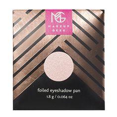 Makeup Geek Foiled Eyeshadow Pan in Whimsical
