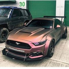 Wow! Love this color!!