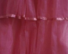 hot pink girls dust ruffle - Google Search