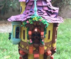 Quilling Tangled