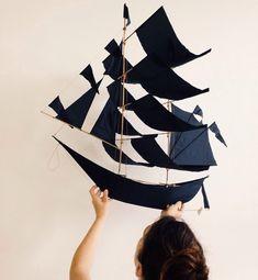 sailing ship kite!