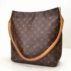 Louis Vuitton Looping Gm Shoulder Bag $525