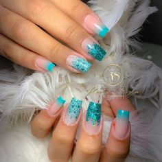 An awesome design designed in Canva by Vanessa Albuquerque. Fancy Nails, Pretty Nails, Tapered Square Nails, Gel Nails, Nail Polish, Blue Acrylic Nails, Long Nail Designs, Fire Nails, Dream Nails