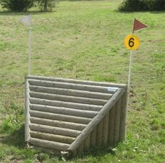 crosscountry jumps - Abbeylawn Garden Products Ltd