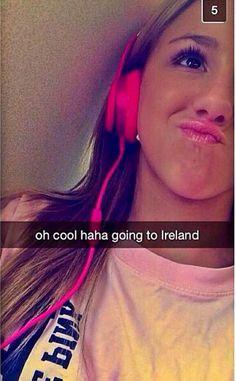 Snapchating chloe lukasiak