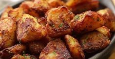 H Συνταγή με το μυστικό υλικό για τις απόλυτες πατάτες φούρνου που πρέπει να μάθεις
