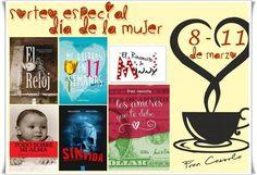 El Rincón de Minny :) : Sorteo especial 8 de Marzo