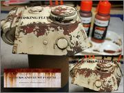 German Panther ausf.D - old and rusty |