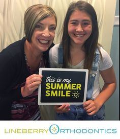 Jada And Her New Smile! - Ready to rock this summer sportin' a new braceless smile!