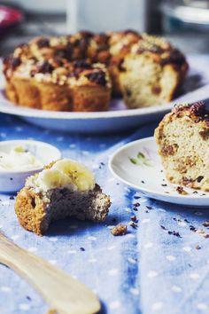 Favorit i repris! Mjukt, luftigt och smakrikt bröd med mullbär och hampafrön | Hur bra som helst - Hanna Göransson | Bloglovin'