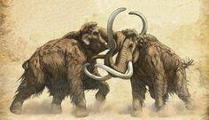 Prehistoric World, Prehistoric Creatures, Mythological Creatures, Mythical Creatures, Fantasy Beasts, Fantasy Art, College Books, Legends And Myths, Extinct Animals