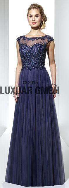 Nueva colección de #madrina de Luxuar Fashion en ·#Elanvalladolid