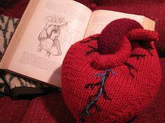 Ravelry: Heart pattern by Kristin Ledgett