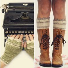 Brooklyn Boot Liners & Mitts PDF stricken Muster sofort-Download